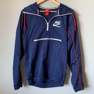 Nike // Pullover Windbreaker